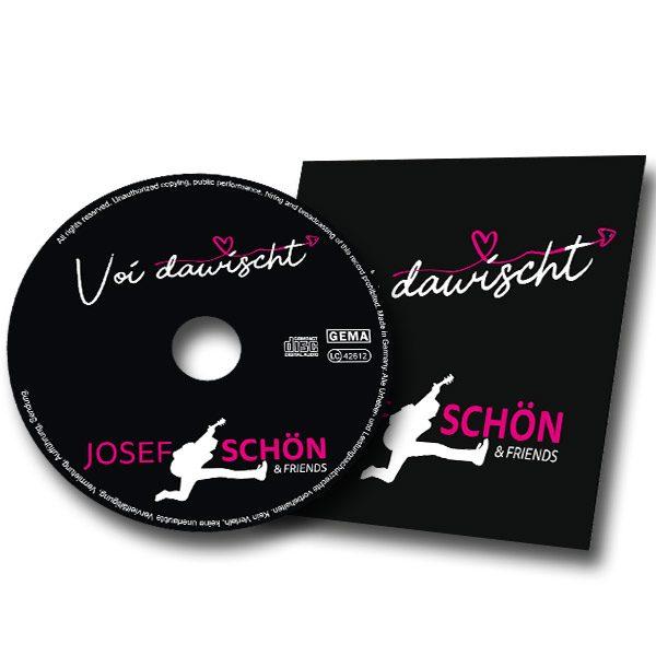 CD Voi Dawischt Josef Schön & Friends